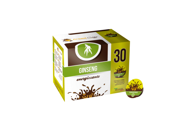 <p>Arabica and Robusta coffee from Brazil, Cameroon, India and Vietnam. The Ginseng extract is added after the mixture to give the coffee the properties of this precious root, in particular the energizing and the psycho-physical antistress ones.</p> <p><strong>Composition</strong></p> <p>50% Arabica and 50% Robusta with Ginseng extract</p>