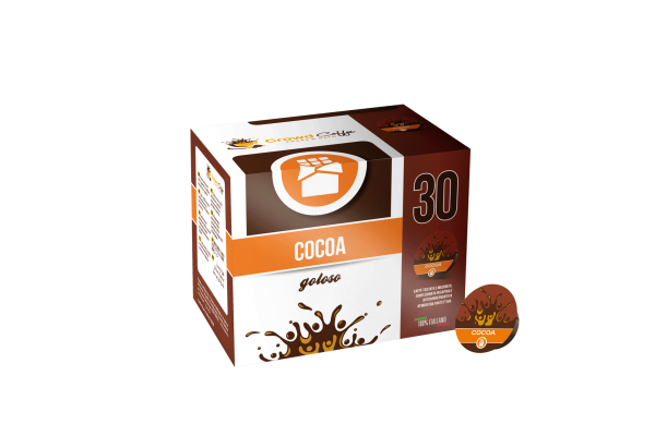 <p>A delicious coffee to end a meal with complacency recalling the rich taste of bitter cocoa</p> <p><strong>Composition</strong></p> <p>50% Arabica 50% Robusta with cocoa aroma</p>